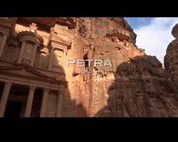 Le site de Pétra