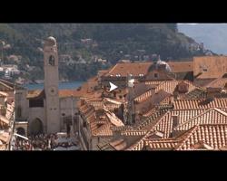 Dubrovnik du haut de ses remparts