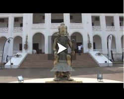 Réouverture du musée national du Cameroun (partie 2/2)