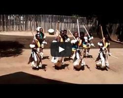 Chants et danses du Swaziland (1/4)