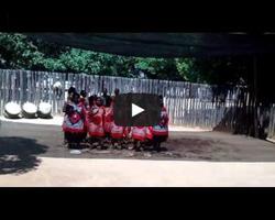 Chants et danses du Swaziland (3/4)