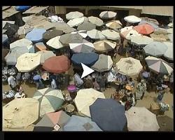 Le marché artisanal de Lomé