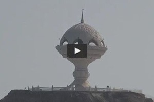 Mascate, capitale du sultanat de Oman