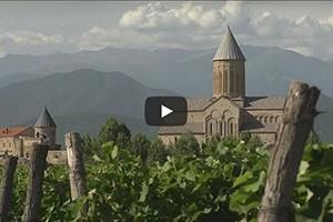 La Kakhétie en Géorgie, berceau du vin