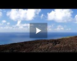 Les alizés à la Réunion (partie 4/4). Sur le volcan de la fournaise