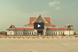 Le musée Angkor Panorama