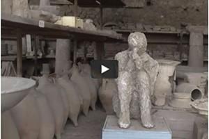 Pompéi: le centre des visiteurs renaît de ses cendres