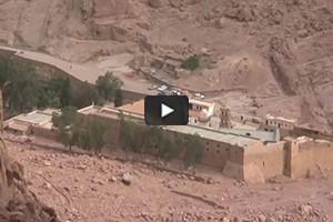 Le monastère Sainte Catherine du Sinaï