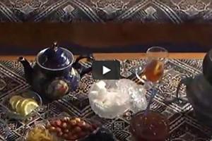 Le thé noir d'Azerbaïdjan
