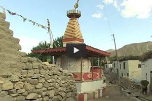 Le patrimoine bouddhiste de l'Himalaya en péril