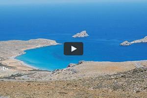 La Crète département du Lassithi
