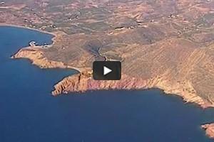 La Crète vue du ciel (1/5) : le long de la côte