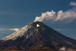 Les cinq volcans les plus impressionants du monde